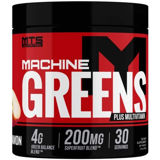 MTS Machine Greens