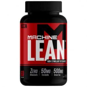 MTS Machine Lean