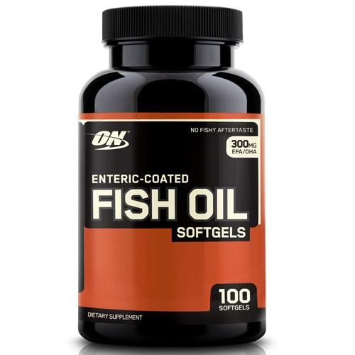 ON Enteric Coated Fish Oil